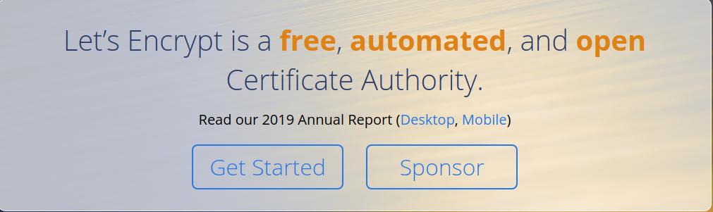 letsencrypt ssl certificate installation