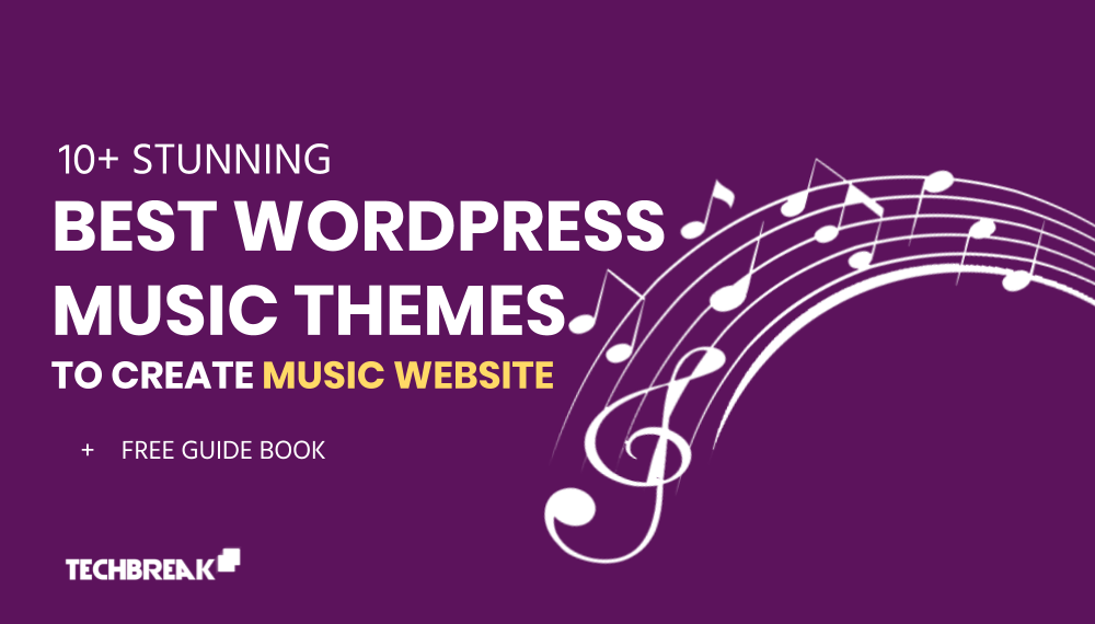 best wordpress music themes-wordpress-music-templates-singers-artist-website-techbreak24.com