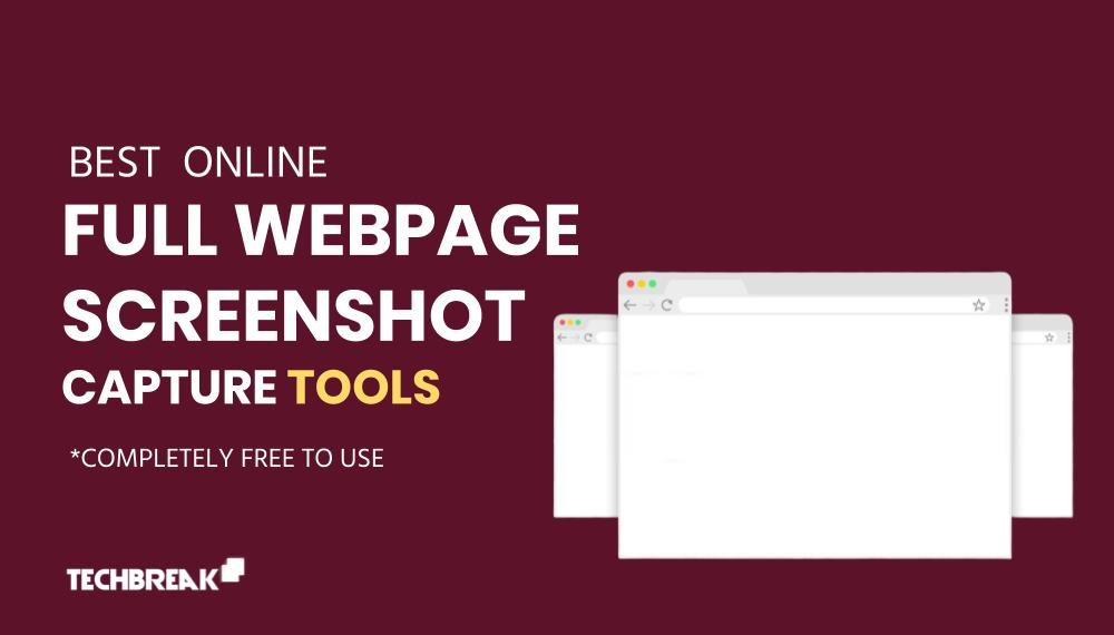 free-full-webpage-screenshot-capture-tools-online-techbreak24.com