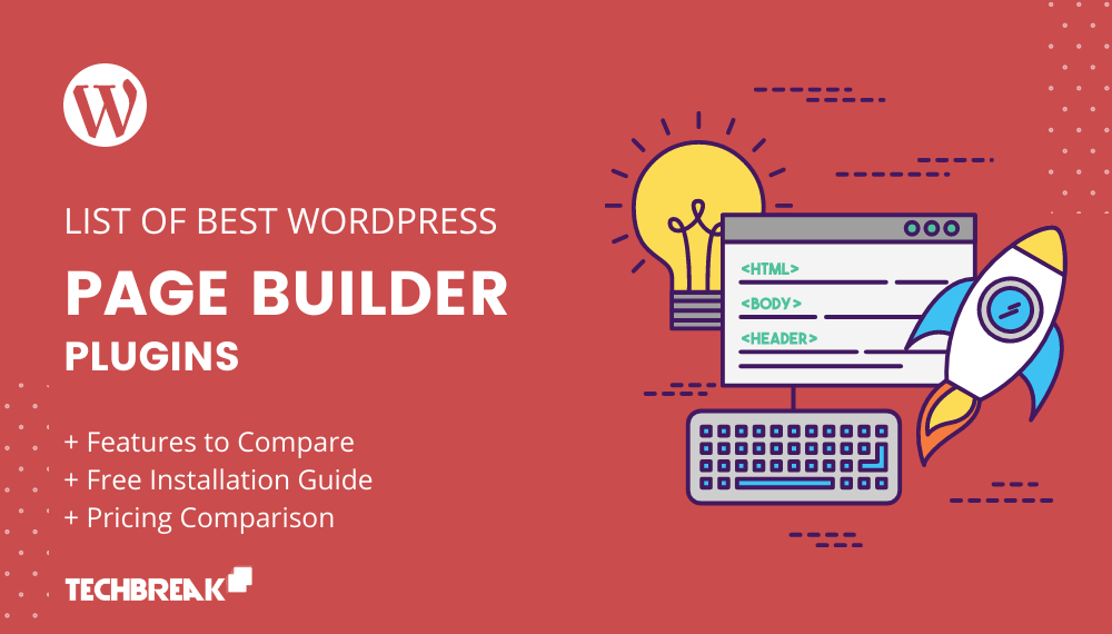 LIST OF BEST WORDPRESS PAGE BUILDER PLUGINS,wordpress page builders