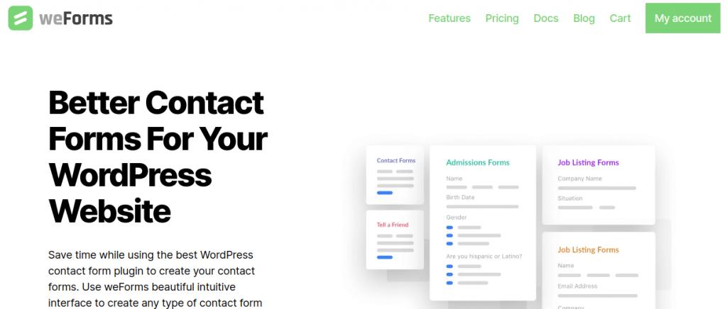 weForms--best-wordpress-contact-form-plugin